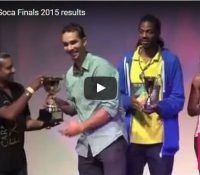 Highlights of the results of the ABC Groovy Soca Finals 2015