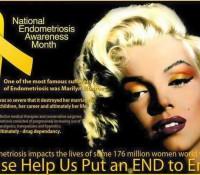 What is Endometriosis? March is Endometriosis Awareness month.