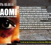 """NAOMI"" – A thrilling Book By Naomi Miller and Garvin Matthews"